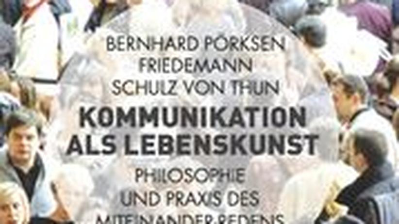 """Cover von """"Kommunikation vals Lebenskunst"""""""