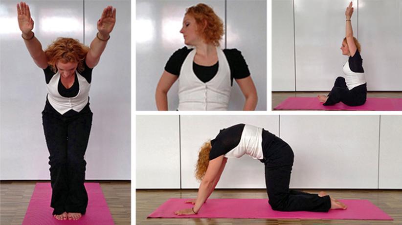 Rückenschmerzen: Kleine Rückenschule fürs Büro