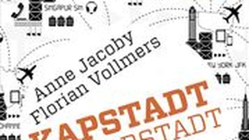 """Cover von """"Kapstadt statt Karstadt"""""""