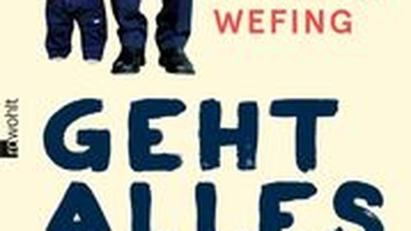 """Cover von """"Geht alles gar nicht"""": Diese Interviews stammen aus dem Buch von Marc Brost und Heinrich Wefing, warum Familie und Beruf auch für Väter nicht zu vereinbaren ist."""