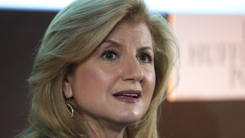 Karriere, Huffington Post, Arianna Huffington, Huffington Post, Journalismus, Medienbranche, Mathias Döpfner, Axel Springer