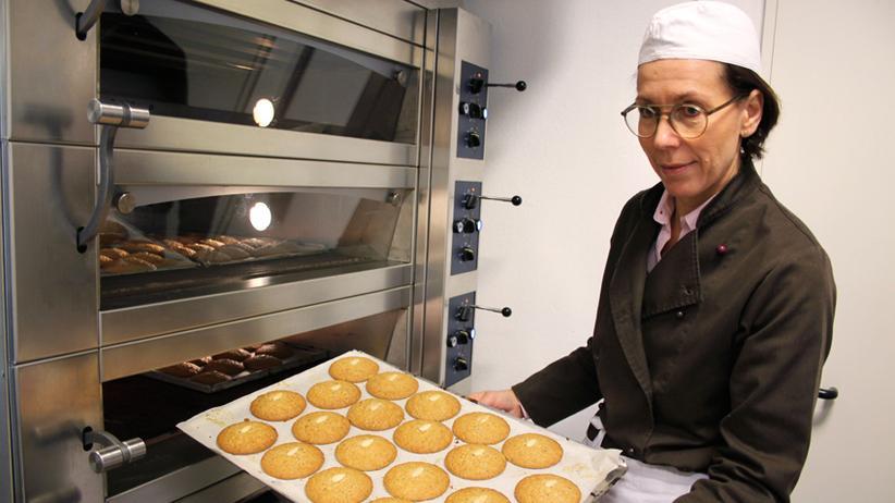 In der DDR war Lebkuchenbäcker ein eigener Beruf.