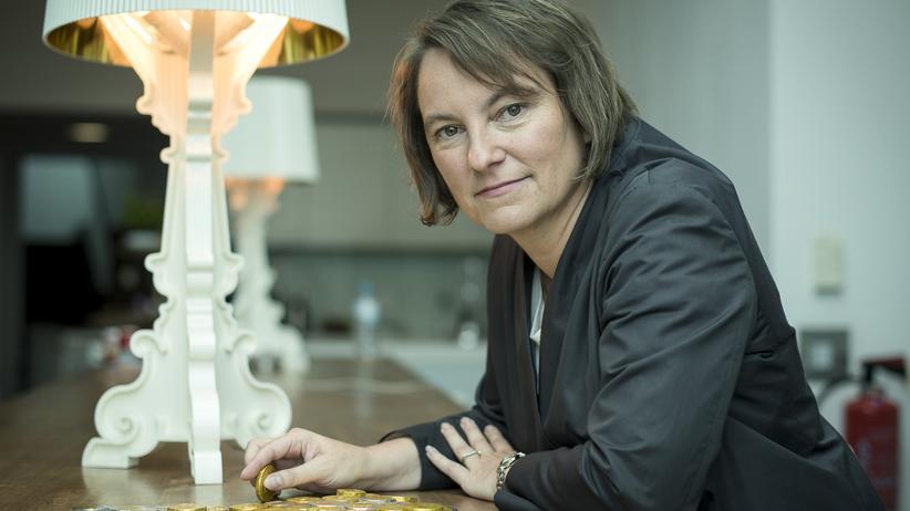 Hat sich viele Jahre lang fast in Vollzeit als ehrenamtliche Präsidentin für einen Frauenverband engagiert: die Unternehmerin Henrike von Platen.