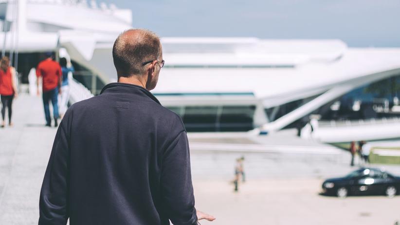 Arbeiten im Ausland: Expatriates fällt die Rückkehr oft nicht leicht.