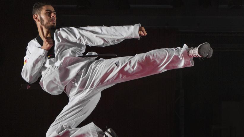 Die Kunst des Kampfes hat viel mit der Kunst der Führung zu tun, sagt die Taekwondo-Meisterin Sunny Graff.