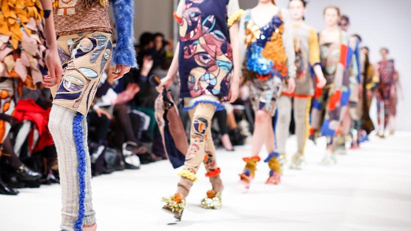 Judith Behmer: Models auf dem Laufsteg: Besonders viele junge Frauen reizt es, ein Start-up in der Modebranche zu gründen.