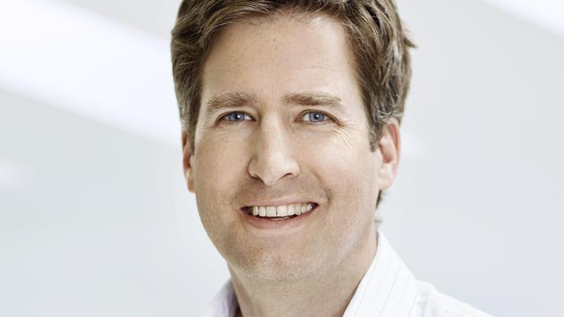 Florian Gottschaller: Mit der App zum Mittagessen