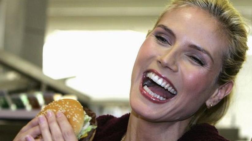 Sie beherrscht das Selbstmarketing: Model Heidi Klum ist selbst zur Marke geworden