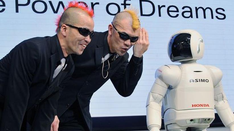 Was sagt der Roboter-Kollege da? Eine Vision von der Arbeitswelt der Zukunft