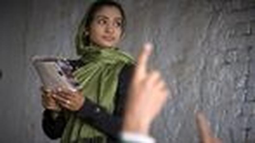 Entwicklungshilfe: Not gehört zu ihrem Job