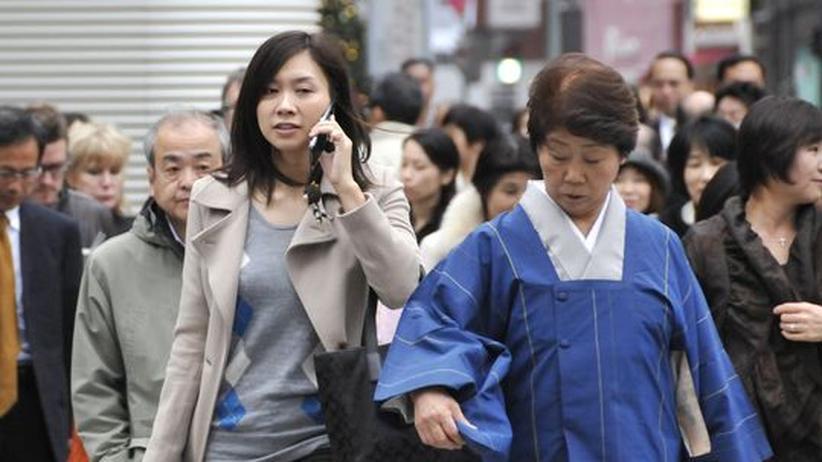 Arbeiten in Japan: Feierabend für Frau Kishimoto