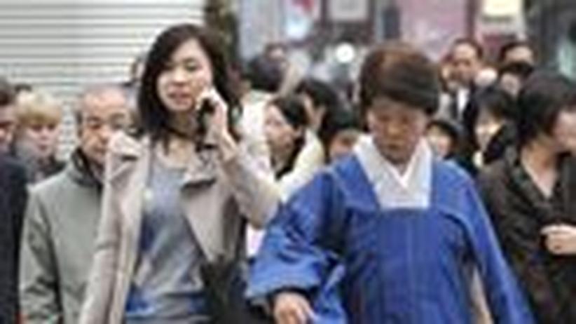 Arbeiten in Japan: Von wegen Ameisenvolk
