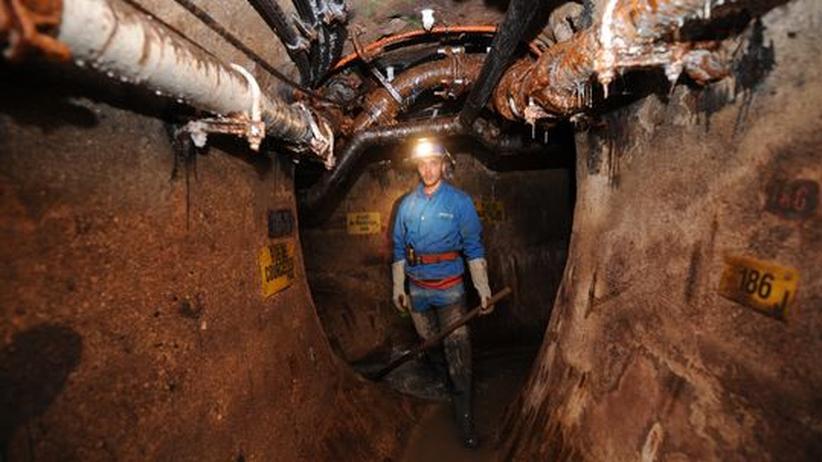 Beruf: Kanalarbeiter ist ein Hightechberuf