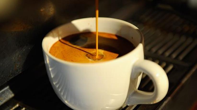 Eine Tasse Kaffee: In einer Bohne können mehrere Hundert Aromen stecken