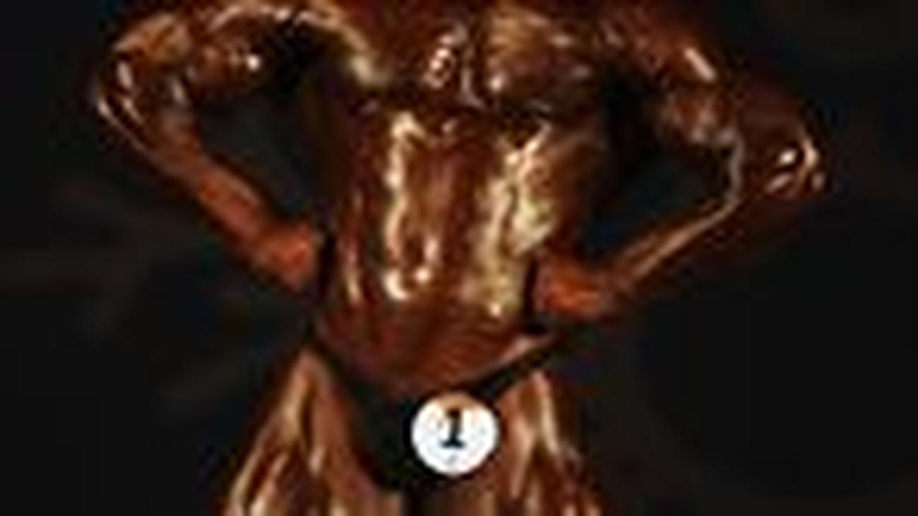 Bodybuilder partnersuche