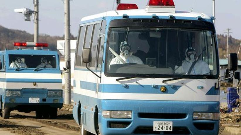 """Arbeiten in Fukushima: """"Jetzt geht es um Pflichterfüllung"""""""