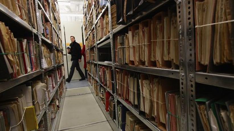 Archiv in Berlin: Recherchieren in Archiven gehört zum Joballtag eines Erbenermittlers