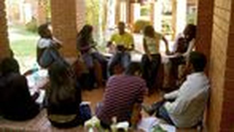 Ausbildung: Wo Afrikas künftige Elite studiert