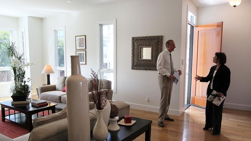 Immobilienmakler: Schnelles Geld, schlechtes Image
