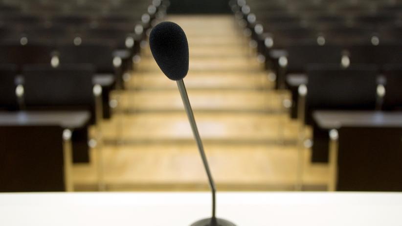 Redenschreiber: Die Feder des Redners