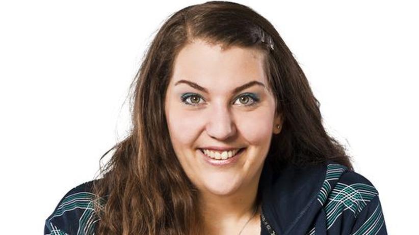 Radiomoderatorin Sarah Schröder