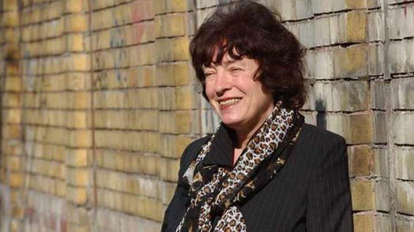 Die Politikerin und Unternehmerin Gisela Erler