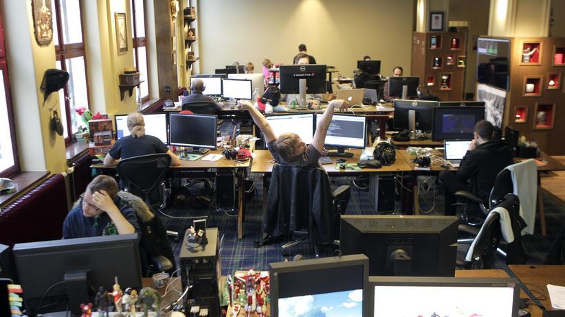 """Bürogestaltung: """"Produktiv macht, wo sich der Mitarbeiter wohlfühlt"""""""