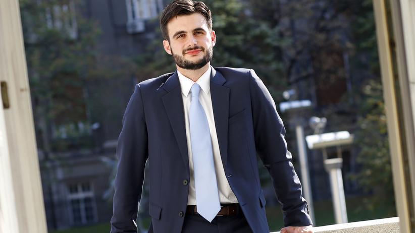 Lazar Krstić: Eben noch McKinsey, jetzt Finanzminister