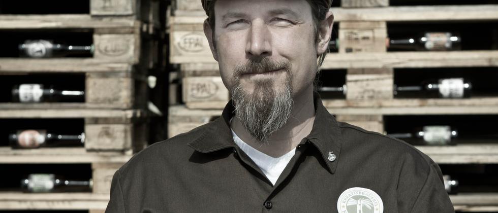 Der Biersommelier Oliver Wesseloh aus Hamburg