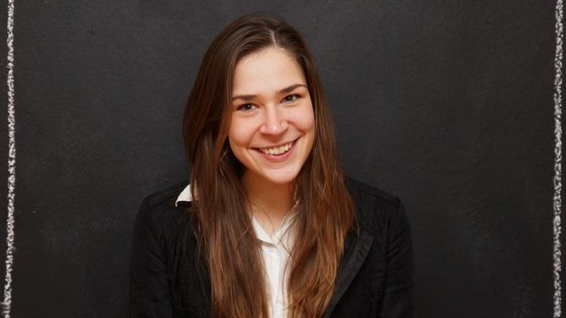 Gründerin: Portraitbild von Freya Oehle