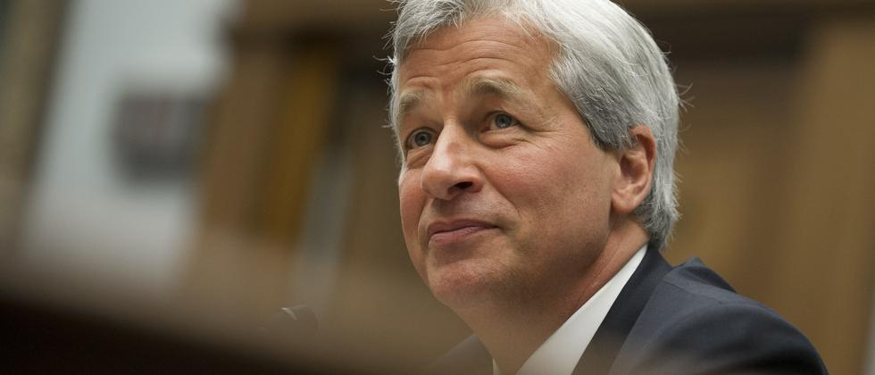 Beim J.P.Morgan-CEO James Dimon wurde Kehlkopfkrebs festgestellt. Er verheimlichte seine Erkrankung nicht (Archivbild).