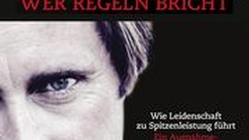 """Cover von """"Erfolg hat, wer Regeln bricht"""""""