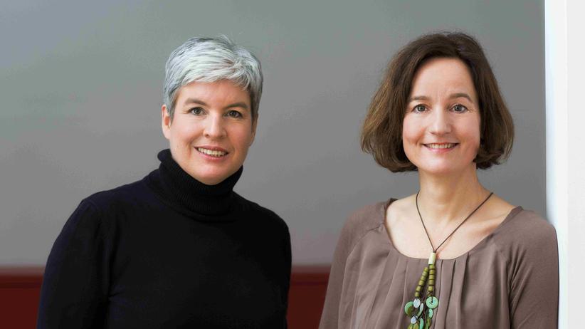 Die Autorinnen Susanne Garsoffly und Britta Sembach