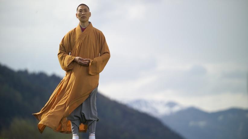 Shaolin-Mönch