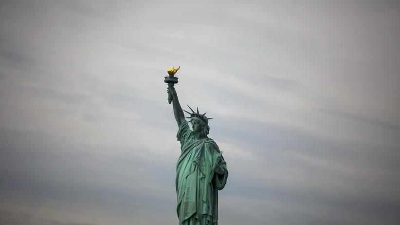 Immer noch Traumland: Die meisten Arbeitnehmer würden am liebsten einmal in den USA arbeiten.