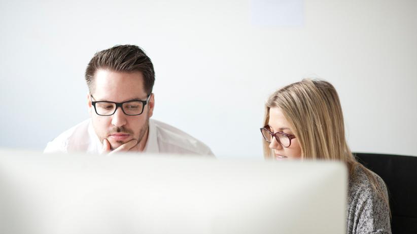 Karrieretipps für Frauen: Kollegen im Büro