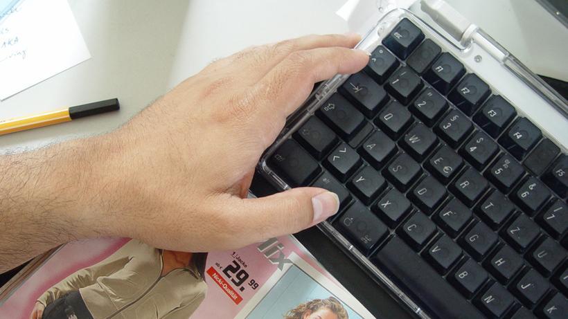 Arbeitsrecht Daten Gelöscht Kündigung Zeit Online