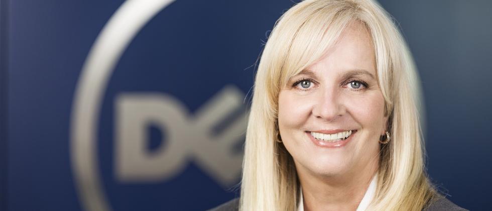 Doris Albiez ist Vice President und General Manager von Dell in Deutschland.