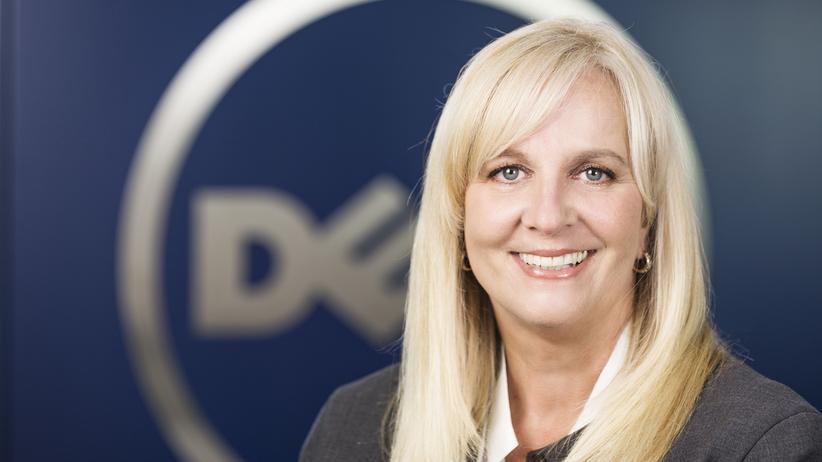 Karriere, Dell-Chefin Doris Albiez , Personalführung, Führungskraft, Dell, Frauenquote, Management, Karriere, Unternehmen, Vorstellungsgespräch, Arbeitgeber