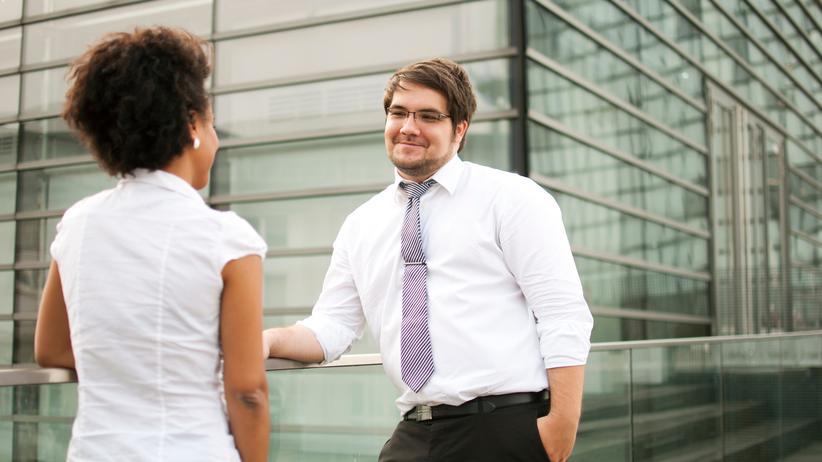Karriere, Führungskraft, Karriere, Ratgeber, Training, Gespräch