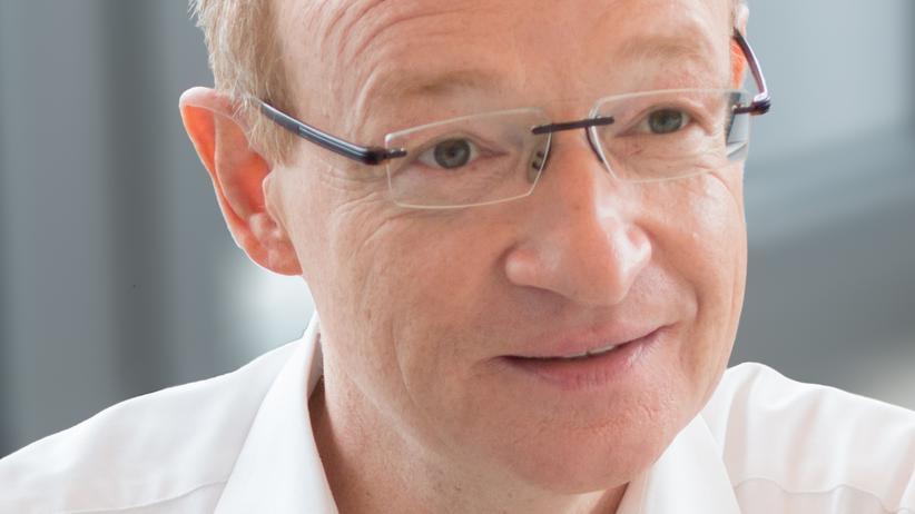 Der Investmentmanager Michael Brandkamp aus Bonn: In der Finanzierungszene gilt als Faustregel, dass von zehn Deals drei sehr erfolgreich sein müssen, damit ein Fonds eine gute Gewinnquote hat.