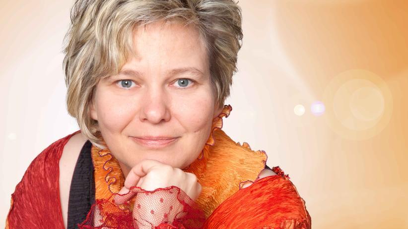 Birgit Fritz arbeitet heute hauptberuflich als Märchenerzählerin.