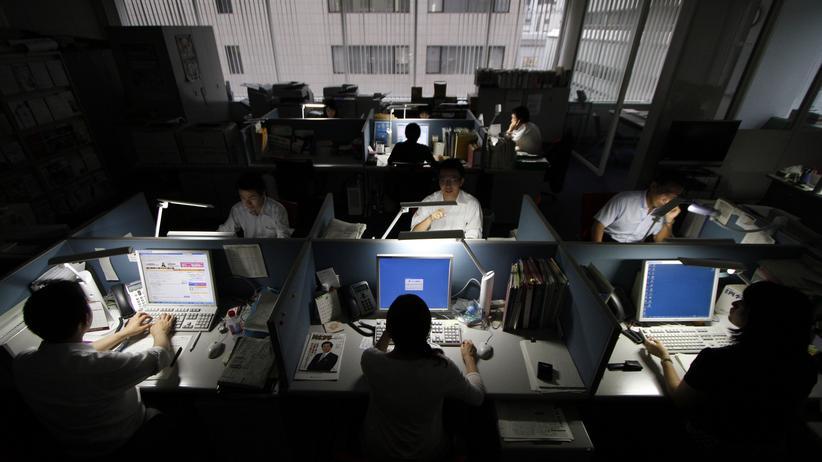 Spaß bei der Arbeit? Für viele Arbeitnehmer ist der Job vor allem Erwerbsarbeit.