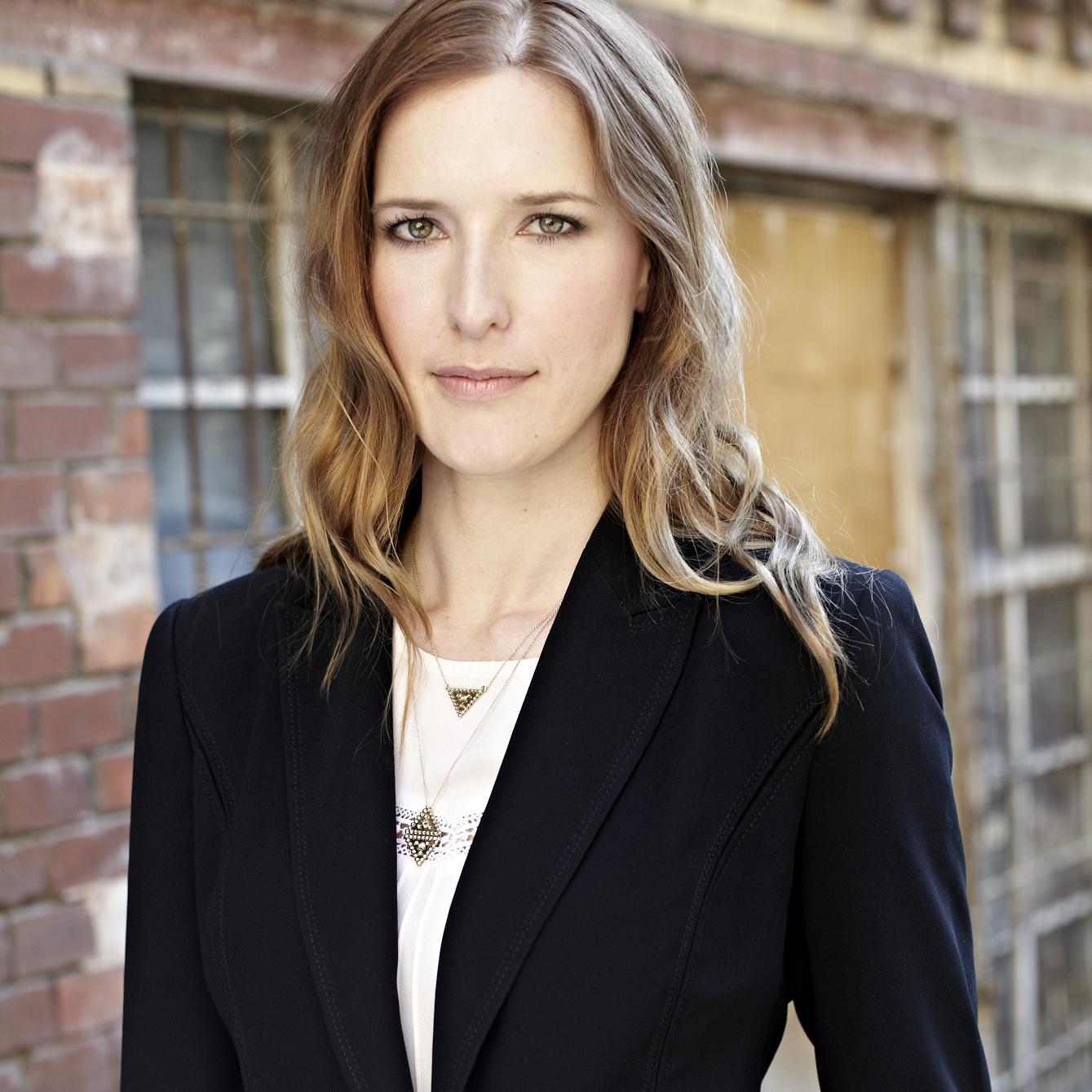 Sammelte ihre ersten Erfahrungen bei Goldman Sachs: Christine Kiefer, eine von wenigen Führungsfrauen in der Fintech-Branche.