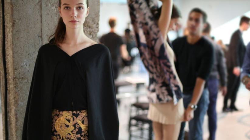 Showroom von Lanvin in Paris: Modeeinkäufer kommen viel in der Welt herum, müssen aber gut kalkulieren können.