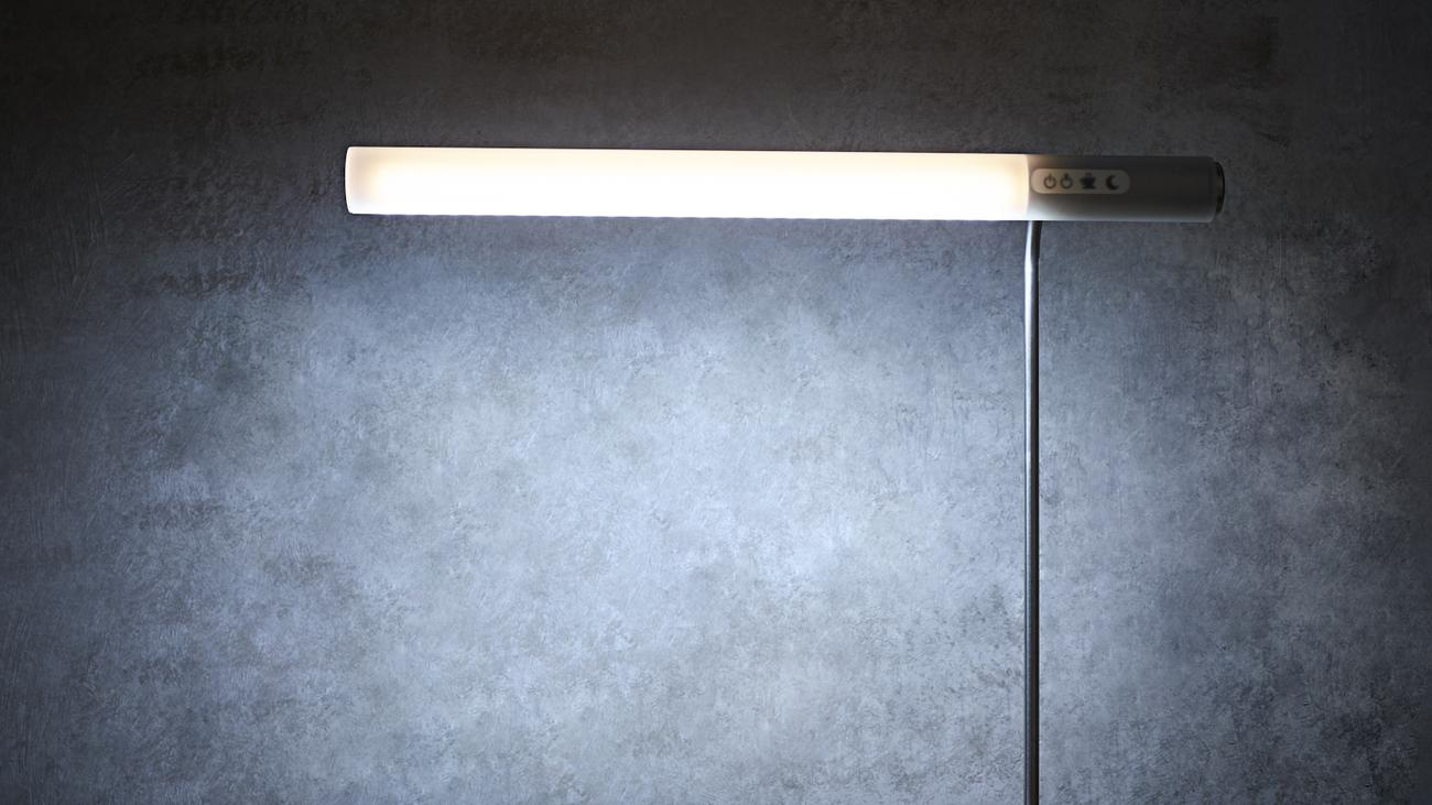b robeleuchtung eine lampe die wie kaffee wirkt zeit online. Black Bedroom Furniture Sets. Home Design Ideas