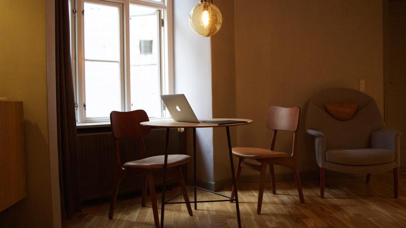 Coworking: Fremde Menschen zum Arbeiten in die eigene Wohnung einladen? Das ist das Konzept von Hoffice.