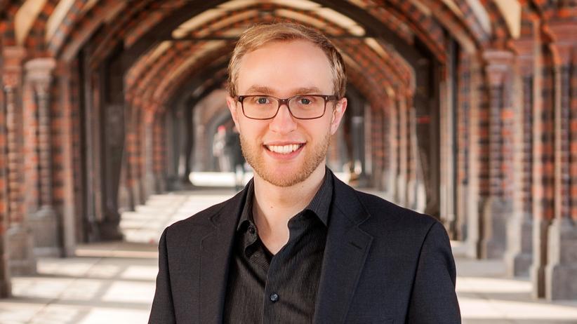 Philipp Hommelsheim ist jetzt sein eigener Chef.
