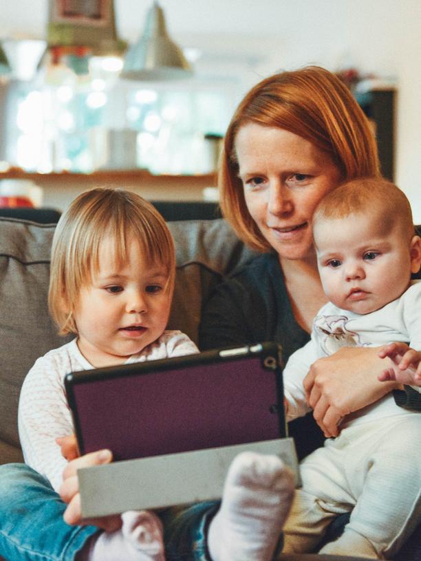 Viele Frauen verzichten freiwillig darauf, eine Professur anzustreben – gerade, wenn sie mehrere Kinder haben.
