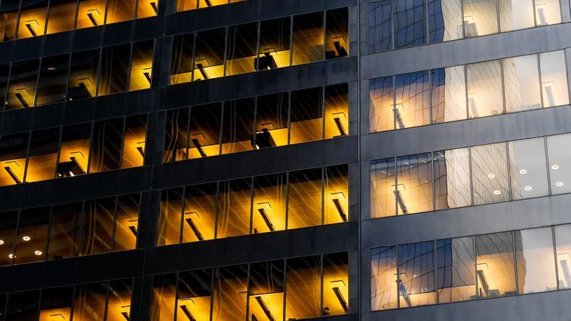 Luftqualität Im Büro Gibt Es Ein Recht Auf Gute Luft Zeit Online